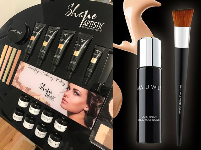 Produits de maquillage Malu wilz, Sept-Îles