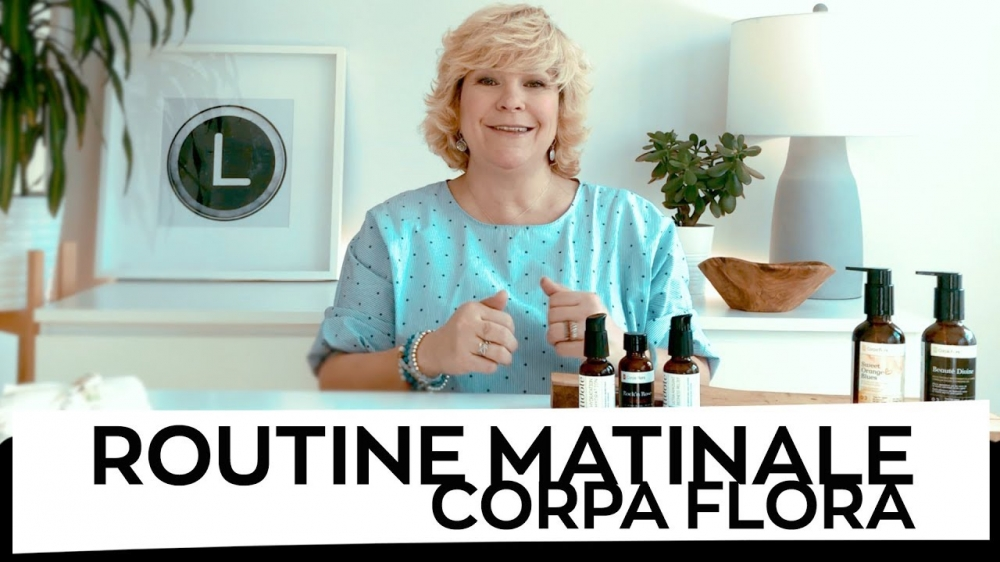 routine matinale lulu hughes corpa flora