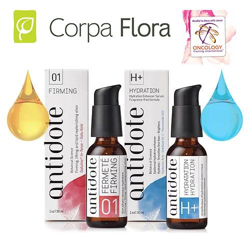 Produits Corpa Flora