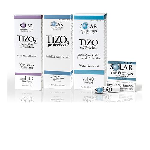 Produits Protection Solaire Tizo