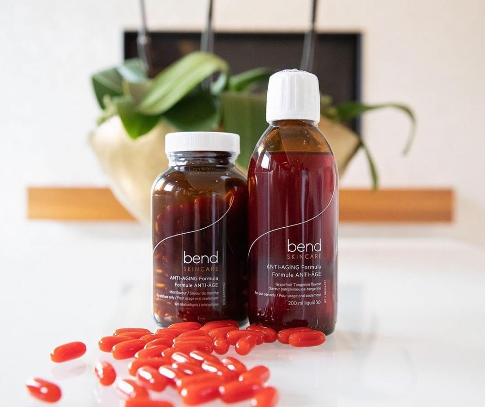 Produits Bend Beauty